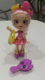Bubbleisha Shoppie doll