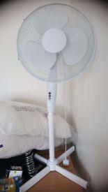 """Pedestal Fan 16"""""""