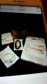 Thomas sabo collection genuine 3 bracelets jerwellery box and jewellery wrap dustbags and boxes