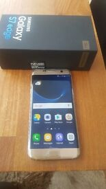 Samsung Galaxy s7 edge 32gb o2 New condition TRADE IN AVAILABLE