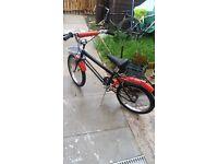 Raleigh grifter xl bike