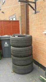 tyre punch bag