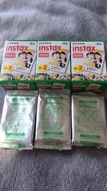 Fujifilm Instax mini cartridges