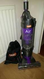 Vax air reach Bagless vacuum hoover
