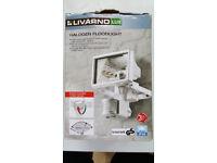 LIVARNO LUX(R) 120W Halogen Floodlight white
