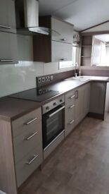 FOR SALE Static caravan holiday lodge at Hoburne Bashley, New Forest, Hampshire, NO STAMP DUTY
