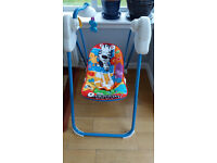 Automatic Baby Swing Chair