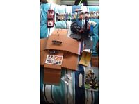 Tech deck ramps , scateboards and bmx's