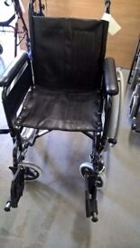 Self Propelled Enigma Wheelchair
