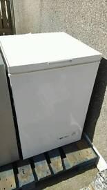 Chest freezer - working