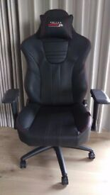 GT Omega Master XL Racing Office Gaming Chair AS NEW