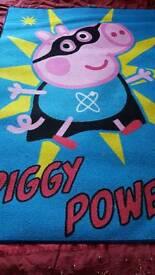 George Pig Rug