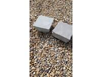 Stone cobbles