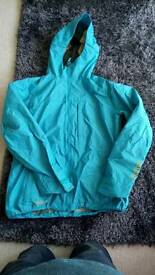 Blue Burton launch jacket - snowboarding/skiing