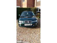 Rover 25 2004 good runner. Bargain!