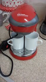Expresso Maker With Cups