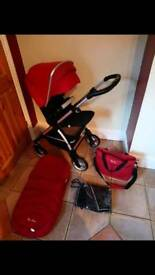 SILVER CROSS PURSUIT 2018 TRAVEL SYSTEM