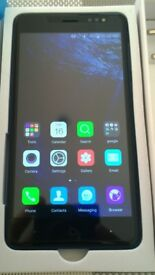 Bluboo D1 smartphone - aluminium, 2 cameras for bokeh effect