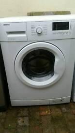 Beko 7kg 1300rpm A++ rated Washing Machine.