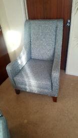 Multiyork Alpine Highback Chair and Two Seater Sofa