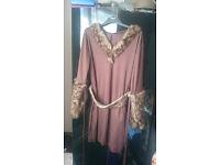 Barbarian/ Viking Costume Good Condition
