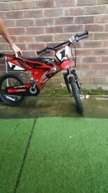 Kids motorbike bike