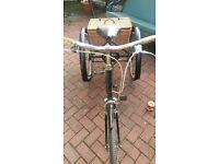 3 wheeler vintage Tricycle