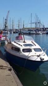 Shetland 570 Boat