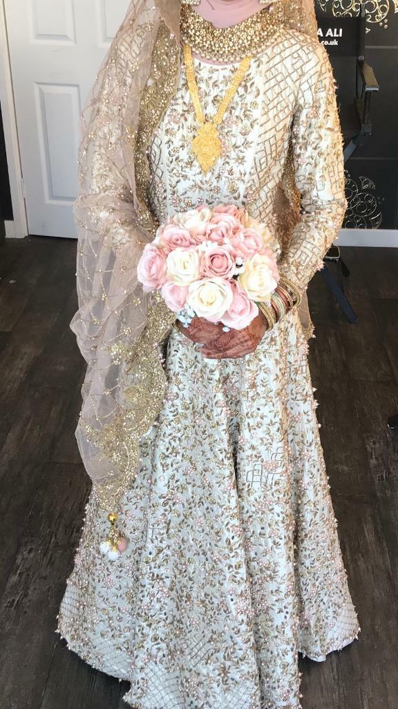 Bridal Asian Pakistani Wedding/Walima Dress   in Swindon, Wiltshire    Gumtree