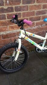 girls bike aged 5-7