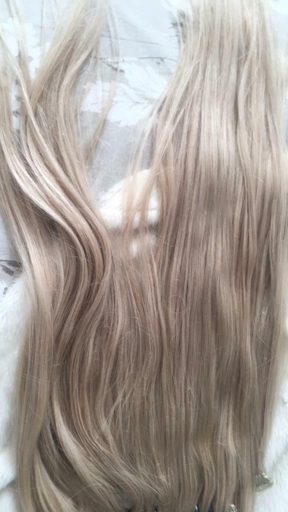 Human Hair Extensions 230g Quad Weft Full Head In Rochester Kent