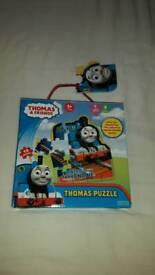 Thomas The Tank Engine Puzzle
