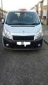 2012 Peugeot e7 AUTOMATIC Taxi for sale £1300 ono!!!