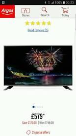 Lg 50 inch TV 4k