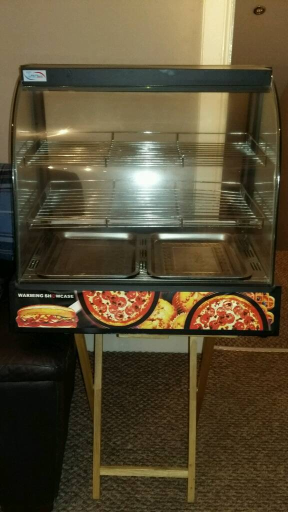 294abffd4f0 Pie   Pizza Heater 6 Months Old. Shotts