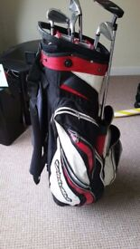 Ideal Starter Set of Golf Clubs with bag and accessories