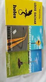 3 Louis Sachar books