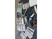 MUST GO. WII CONSOLE, GAMES AND XBOX GAMES
