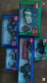 Models 1:32 and 1:50 brand new