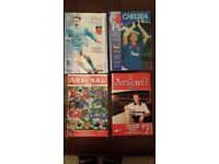 Arsenal Official Matchday Programmes