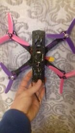 Martian 2 racing drone