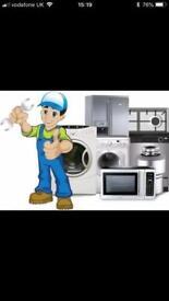 Washing machine repair and sales, tumble dryer sales and repairs and cooker repairs