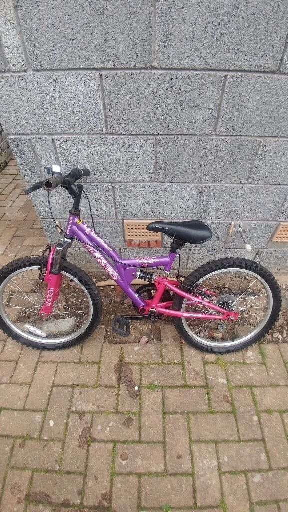 Kids 20 inch apollo bikein Cowdenbeath, FifeGumtree - Kids apollo 20 inch bike.used but still in good condition asking for £35 pick up only