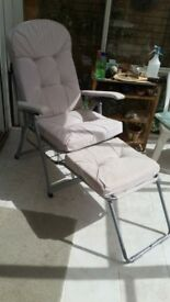 chair with pull out footrest conservatory furniture g
