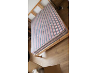Free standard double mattress for pickup in chiswick