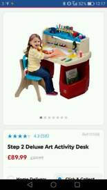 Little Tikes Desk