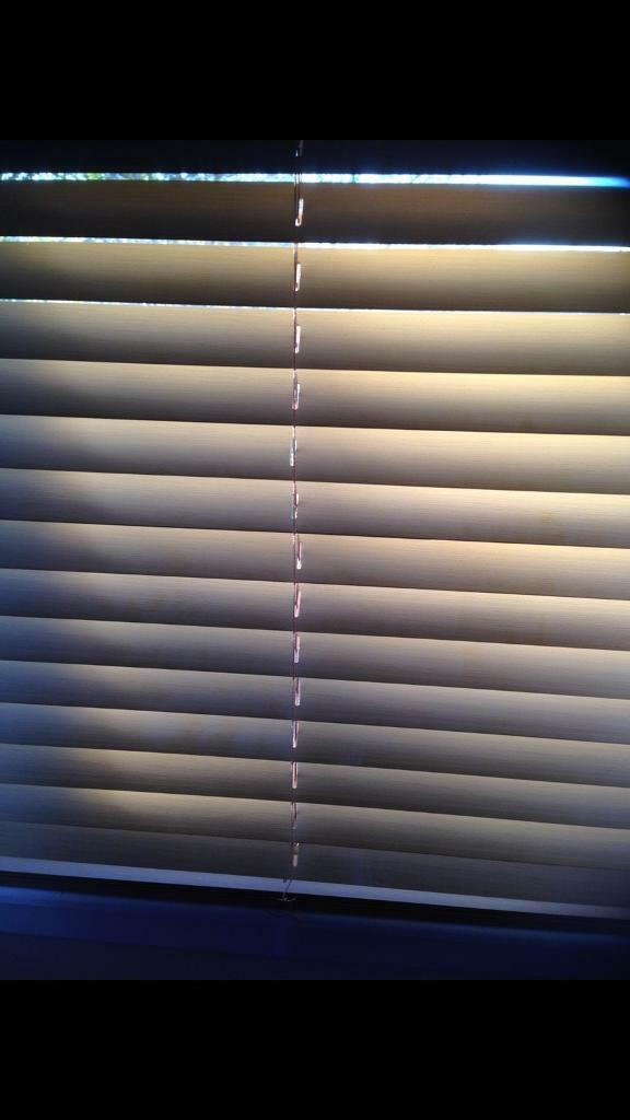 Wooded Blinds Wide Slat Excellent Condition In Musselburgh East Lothian Gumtree