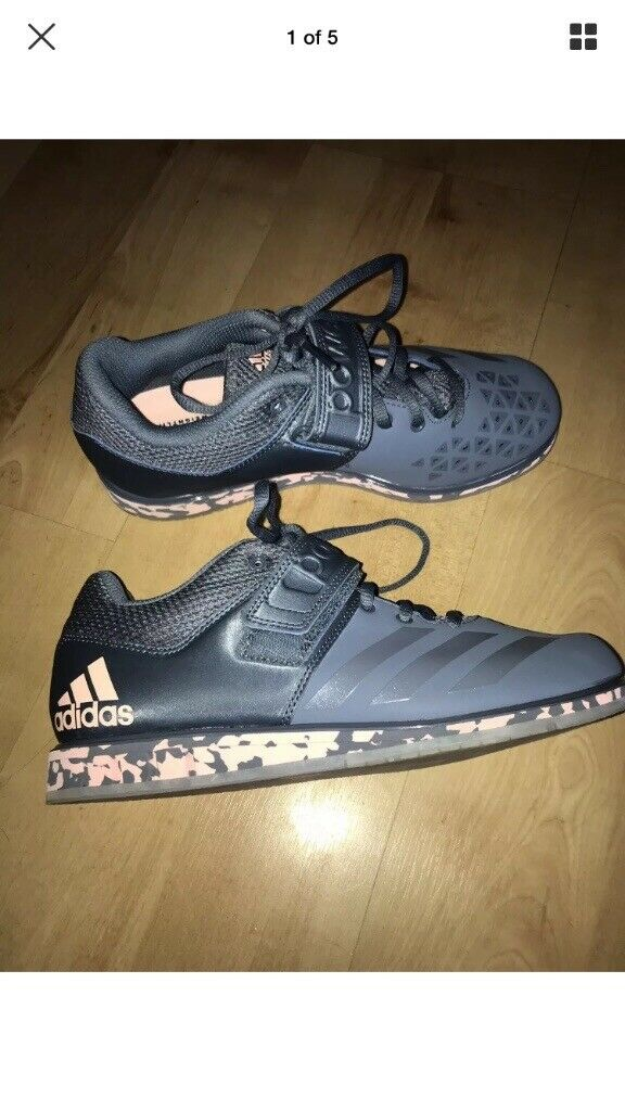 sezione speciale codici promozionali offerta speciale Adidas Powerlift 3.1 Blue Weight Lifting Shoes Gym Trainers - UK 6 | in  Cookstown, County Tyrone | Gumtree