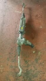 GENUINE AUDI A4 2013 POWER STEERING RACK
