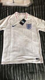 England 2018 World Cup shirt. £30